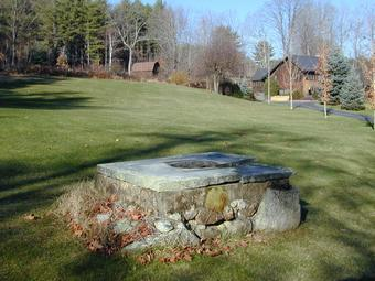 Image: Old Dug Well with Granite Top