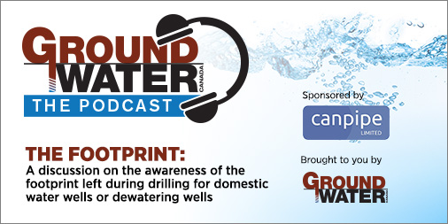 Podcast series to tackle drilling site's carbon footprint